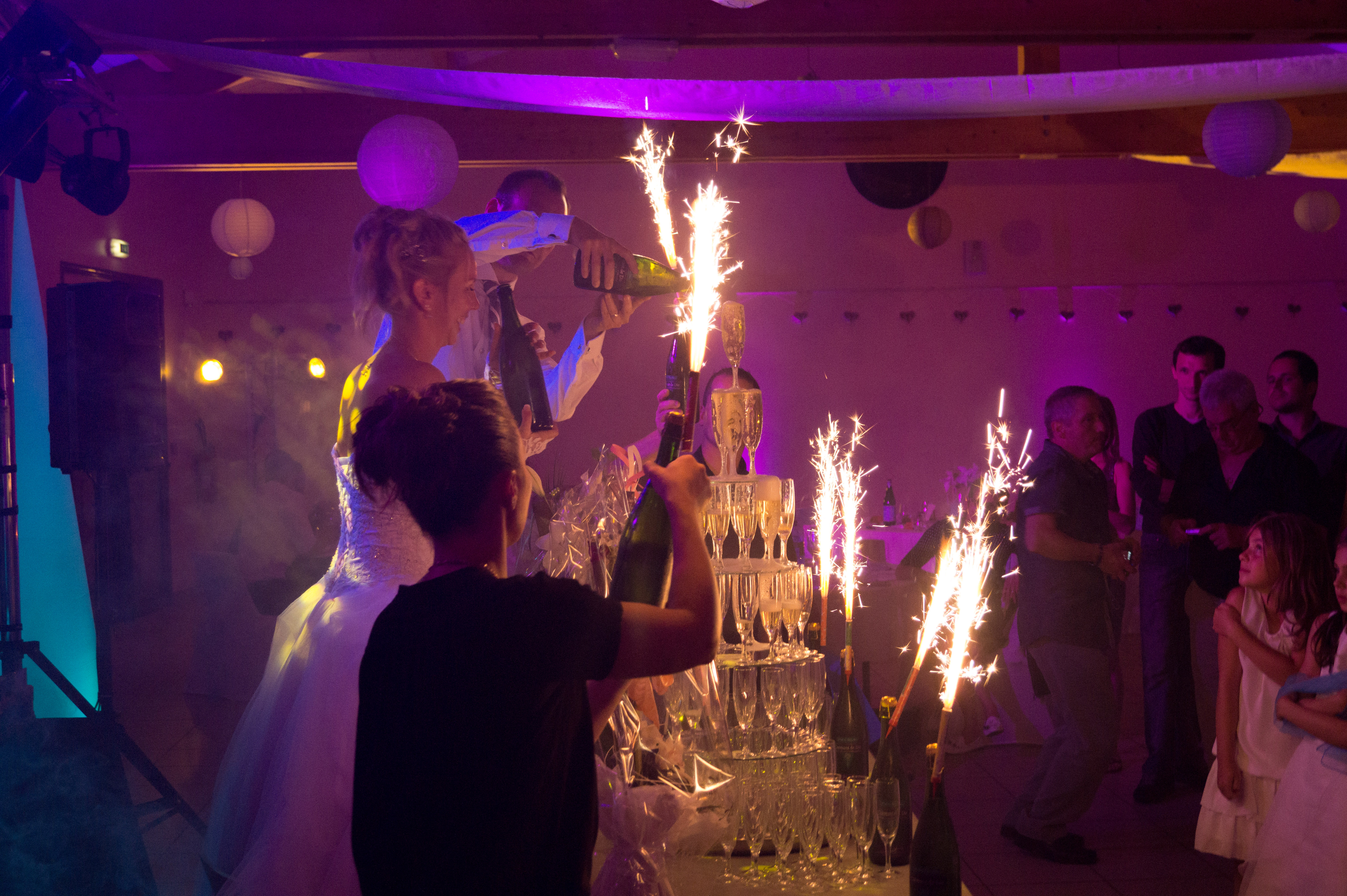 mariage condamines juin 2014 - Animation Mariage Roanne